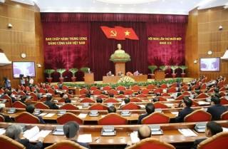 Ngày làm việc thứ hai Hội nghị lần thứ 11 Ban Chấp hành Trung ương Đảng
