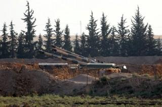 Quân đội Thổ Nhĩ Kỳ bắt đầu tràn qua biên giới Syria