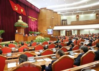 Ngày làm việc thứ tư Hội nghị lần thứ 11 Ban Chấp hành Trung ương Đảng