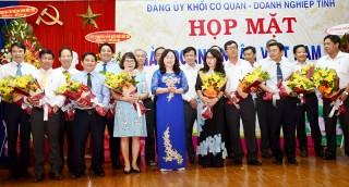 Họp mặt Ngày Doanh nhân Việt Nam 13-10