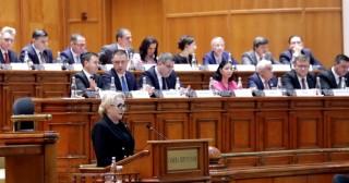 Quốc hội Rumani thông qua kiến nghị bất tín nhiệm hạ bệ chính phủ