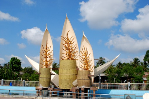 Lễ hội Dừa dự kiến khai mạc lúc 20 giờ ngày 16-11-2019