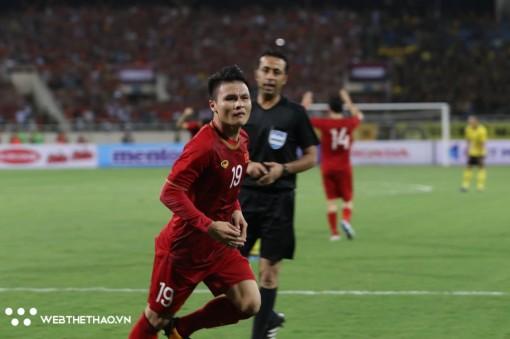 Thắng Malaysia, Việt Nam cải thiện thứ hạng