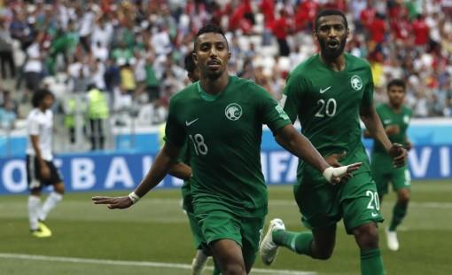 Saudi Arabia dễ dàng đánh bại Singapore 3-0