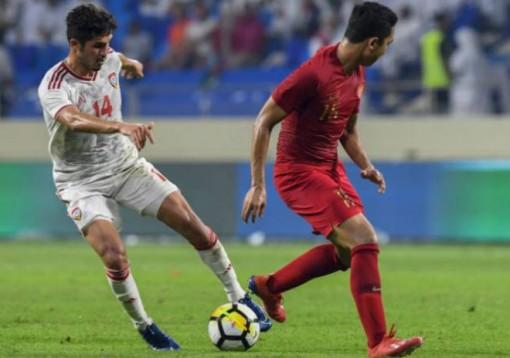 UAE thắng đậm Indonesia 5-0