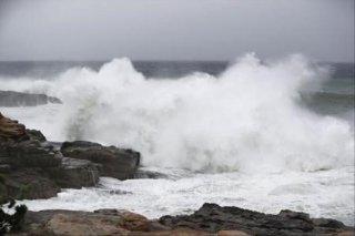 Nạn nhân đầu tiên của 'siêu bão' Habigis tại Nhật Bản