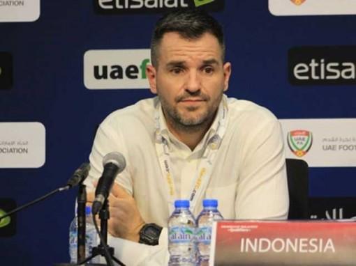 HLV Simon McMenemy nói nguyên nhân thất bại của đội tuyển Indonesia
