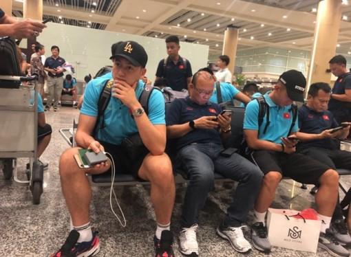 Đội tuyển Việt Nam đã đặt chân đến hòn đảo Bali