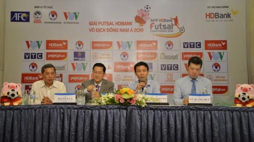 Tranh Giải Futsal HDBank Vô địch Đông Nam Á