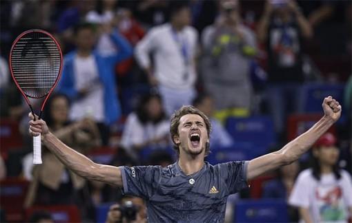 Giải quần vợt Shanghai Masters đã sạch bóng Big 3