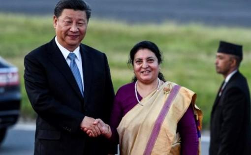 Trung Quốc - Nepal nâng cấp quan hệ lên đối tác hợp tác chiến lược