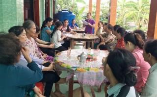 Thạnh Phú: 348 tỷ đồng dư nợ vốn tín dụng chính sách xã hội