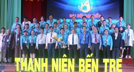Anh Hà Quốc Cường được tín nhiệm làm Chủ tịch Hội LHTN Việt Nam tỉnh khóa VI