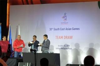 Chia bảng bóng chuyền SEA Games 30:   Khó cho cả nam lẫn nữ Việt Nam