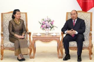 Thủ tướng tiếp Phó Thủ tướng Campuchia