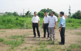 HĐND tỉnh khảo sát việc thực hiện chính sách bảo vệ đất lúa, đất rừng