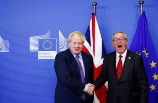Anh và EU đạt thỏa thuận mới về Brexit