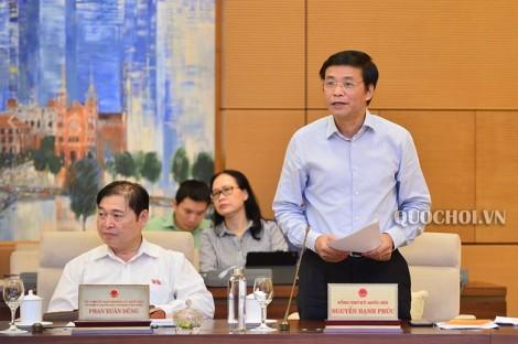 Quốc hội quyết định nhân sự tại Kỳ họp thứ 8