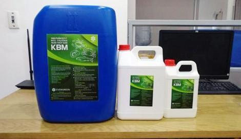 Ứng dụng công nghệ xử lý môi trường KBM nhằm phát triển nông nghiệp bền vững và hiệu quả