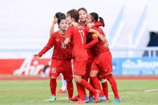 Vòng loại Olympic Tokyo 2020:  Nữ Việt Nam và Thái Lan chung nhóm phân hạt giống