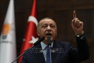 Tổng thống Thổ Nhĩ Kỳ cảnh báo nối lại chiến dịch tấn công người Kurd ở Syria