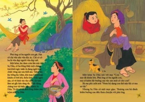 Cách đọc truyện cổ tích cho trẻ