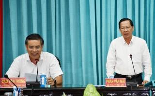 Họp Tiểu ban Văn kiện chuẩn bị Đại hội đại biểu Đảng bộ tỉnh lần thứ XI, nhiệm kỳ 2020 - 2025
