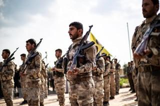 Người Kurd ở Syria tuyên bố rút quân khỏi biên giới giáp Thổ Nhĩ Kỳ