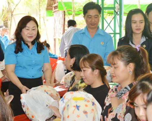 Nâng cao chất lượng hoạt động Ban Nữ công Công đoàn cơ sở