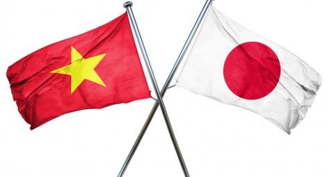 Quan hệ Việt Nam-Nhật Bản có bước phát triển vượt bậc