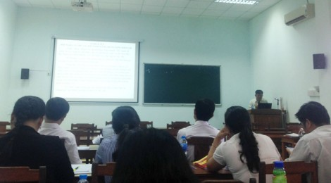 Khai giảng lớp bồi dưỡng kiến thức Quản lý nhà nước ngạch Chuyên viên chính