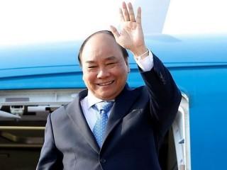 Thủ tướng lên đường dự lễ đăng quang của Nhà Vua Nhật Bản