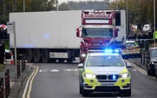 Đã bắt được tài xế container chở 39 nạn nhân từ Pháp đến cảng tại Bỉ