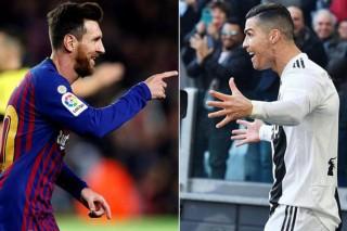 Ronaldo vs Messi: Cuộc đua Quả bóng vàng chưa ngã ngũ