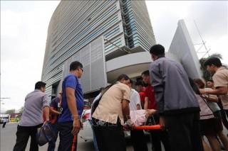 Hàng chục người thương vong trong trận động đất độ lớn 6,6 tại Philippines