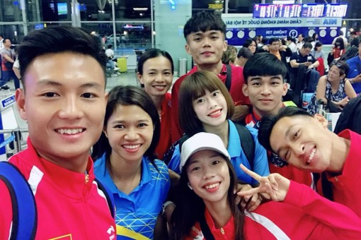 Việt Nam giành 2 HCV, 3 HCB, 01 HCĐ giải điền kinh Tiền SEA Games 30