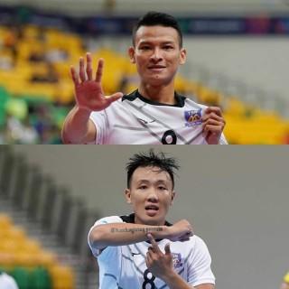 Hai ngôi sao Futsal Việt Nam sang thi đấu tại Nhật Bản
