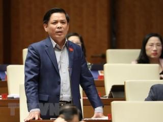 Bộ trưởng Giao thông Vận tải giải trình về giải ngân vốn đầu tư chậm