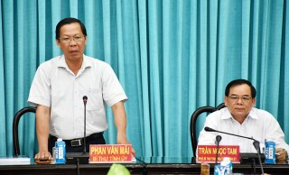 Đóng góp giai đoạn 4 dự thảo tầm nhìn chiến lược phát triển tỉnh Bến Tre đến năm 2030 và năm 2045