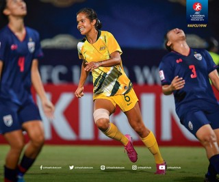 Thua U19 nữ Australia, U19 nữ Thái Lan bị loại khỏi VCK U19