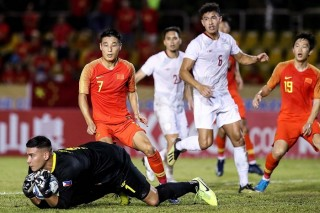Trung Quốc công bố một đội hình chuẩn bị cho vòng loại World Cup 2022