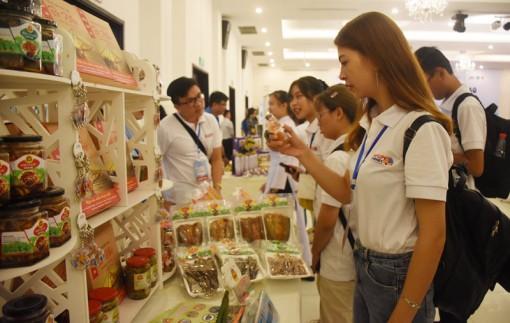 Quan tâm liên kết khởi nghiệp tại Mekong Connect 2019