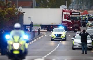Cảnh sát Anh thông báo có nạn nhân người Việt trong vụ 39 thi thể