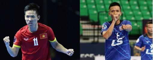 Hai cầu thủ futsal Việt Nam có chuyến thử việc 1 tháng tại CLB O Parrulo Ferrol FS