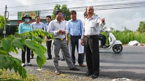 Dự án Đầu tư xây dựng cơ sở hạ tầng Khu công nghiệp Phú Thuận: Chưa giải ngân hết vốn bố trí năm 2019