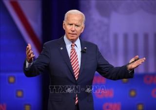 Bầu cử Mỹ 2020: Cựu Phó Tổng thống Mỹ J. Biden vẫn có lợi thế trước Tổng thống D. Trump