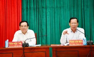Sơ kết 3 năm thực hiện các kết luận của Tỉnh ủy