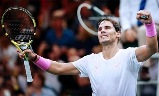 Nadal soán ngôi số 1 của Djokovic