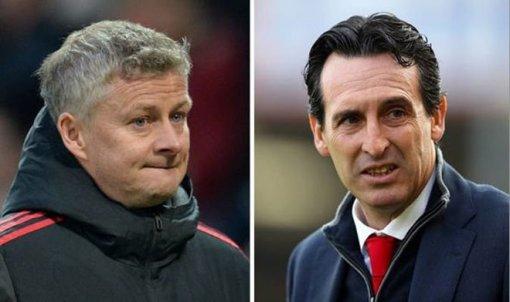 MU và Arsenal phong độ thất thường, HLV Solskjaer và Emery nguy cơ mất việc