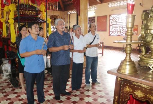 Hội Nhà báo tỉnh đi thực tế sáng tạo tại Kiên Giang